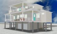 Burchard modern coastal style piling home on Navarre Beach - Thumb Pic 61