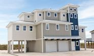 Burchard modern coastal style piling home on Navarre Beach - Thumb Pic 3