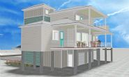 Burchard modern coastal style piling home on Navarre Beach - Thumb Pic 59