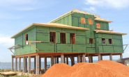 Moreland modern piling home on Navarre Beach by Acorn Fine Homes - Thumb Pic 25
