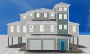 Burchard modern coastal style piling home on Navarre Beach - Thumb Pic 57