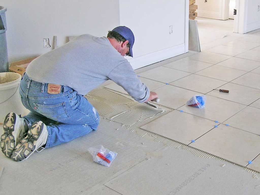 Acorn Construction - Tile work