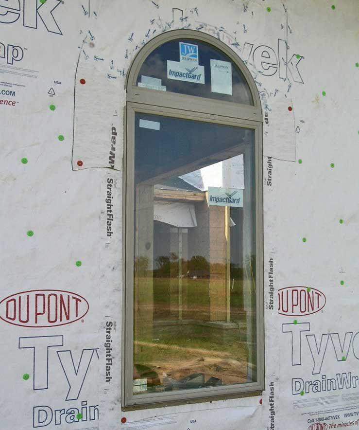 Acorn construction windows and doors for Best rated windows for new home construction